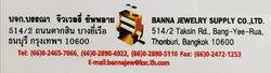 Banna Jewelry Supply Co., Ltd.
